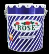 Rose polyurethane gloss