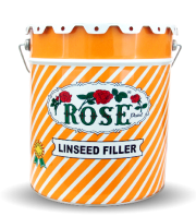 Rose linseed filler
